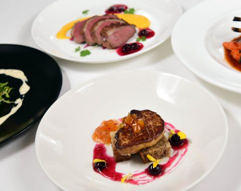 Windsor Court features a number of festive feasts during the holiday season